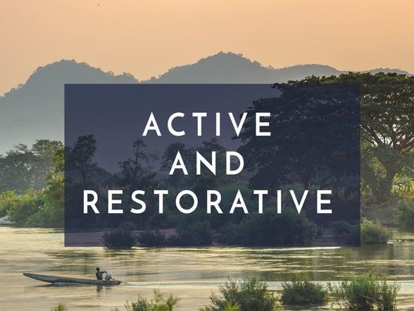 Active and Restorative