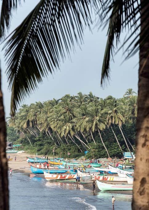 India Beach Kerala