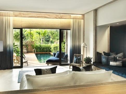 Kraam Pool Suite