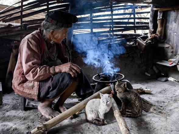 Laos---Mouchi-Tribe---
