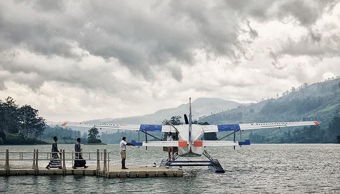 Sri Lanka Seaplane