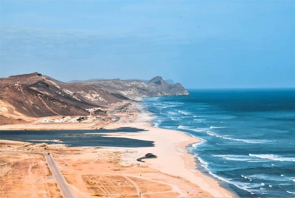 Oman Beach