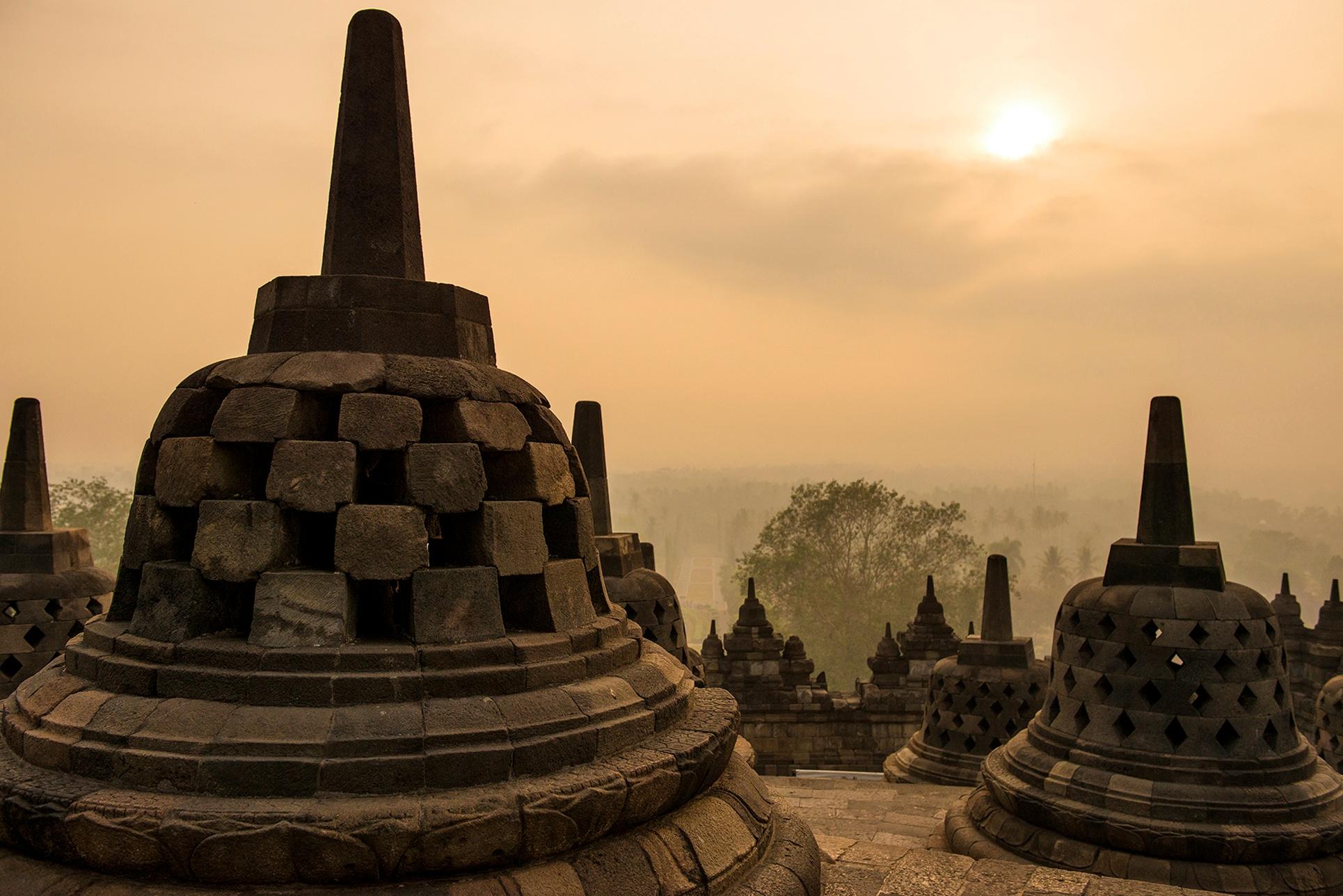 Indonesia Borobodur