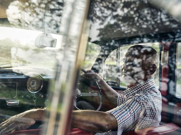 Sri Lanka - Vintage Car-1-2