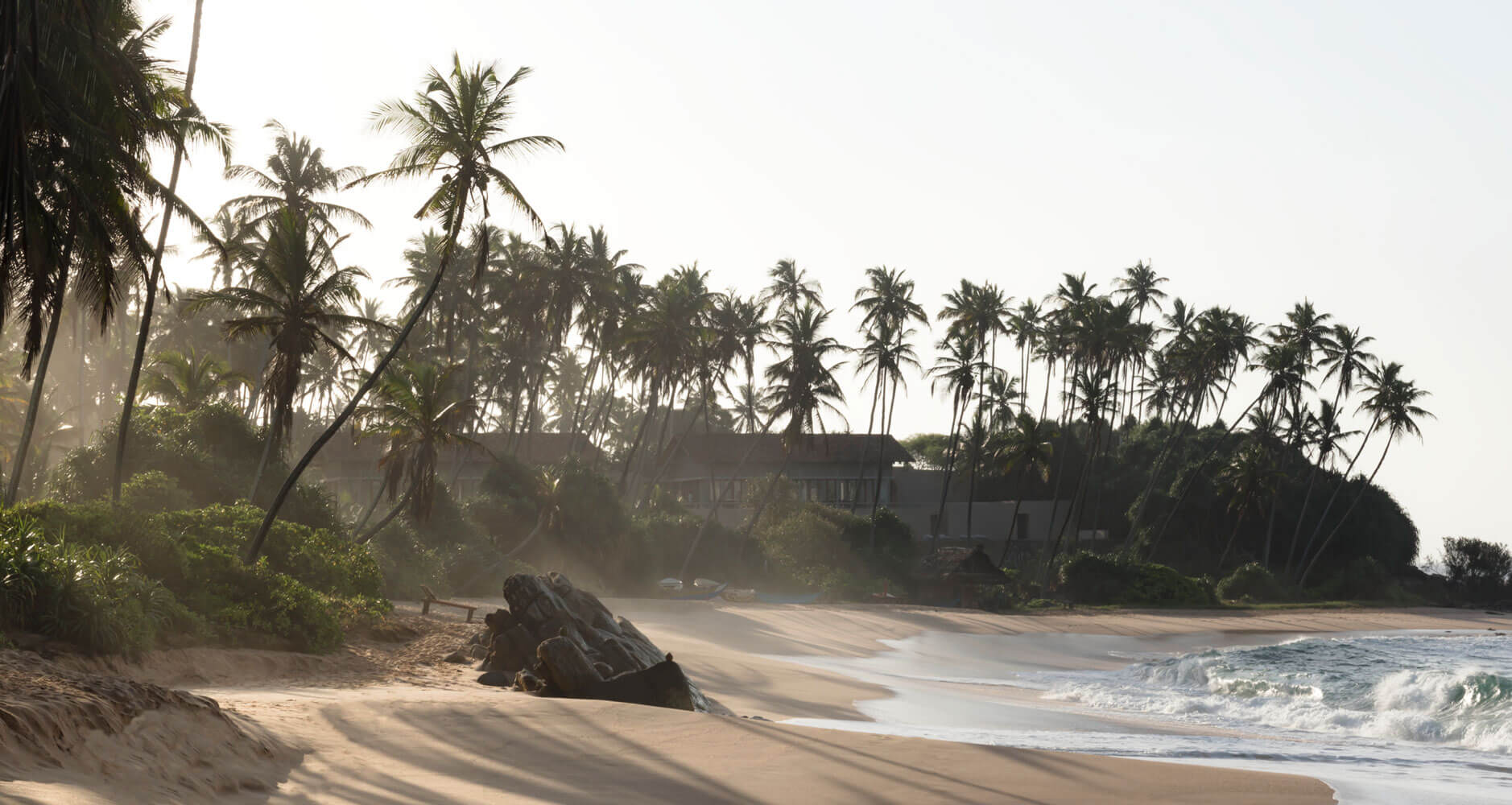 Decompress on the beach