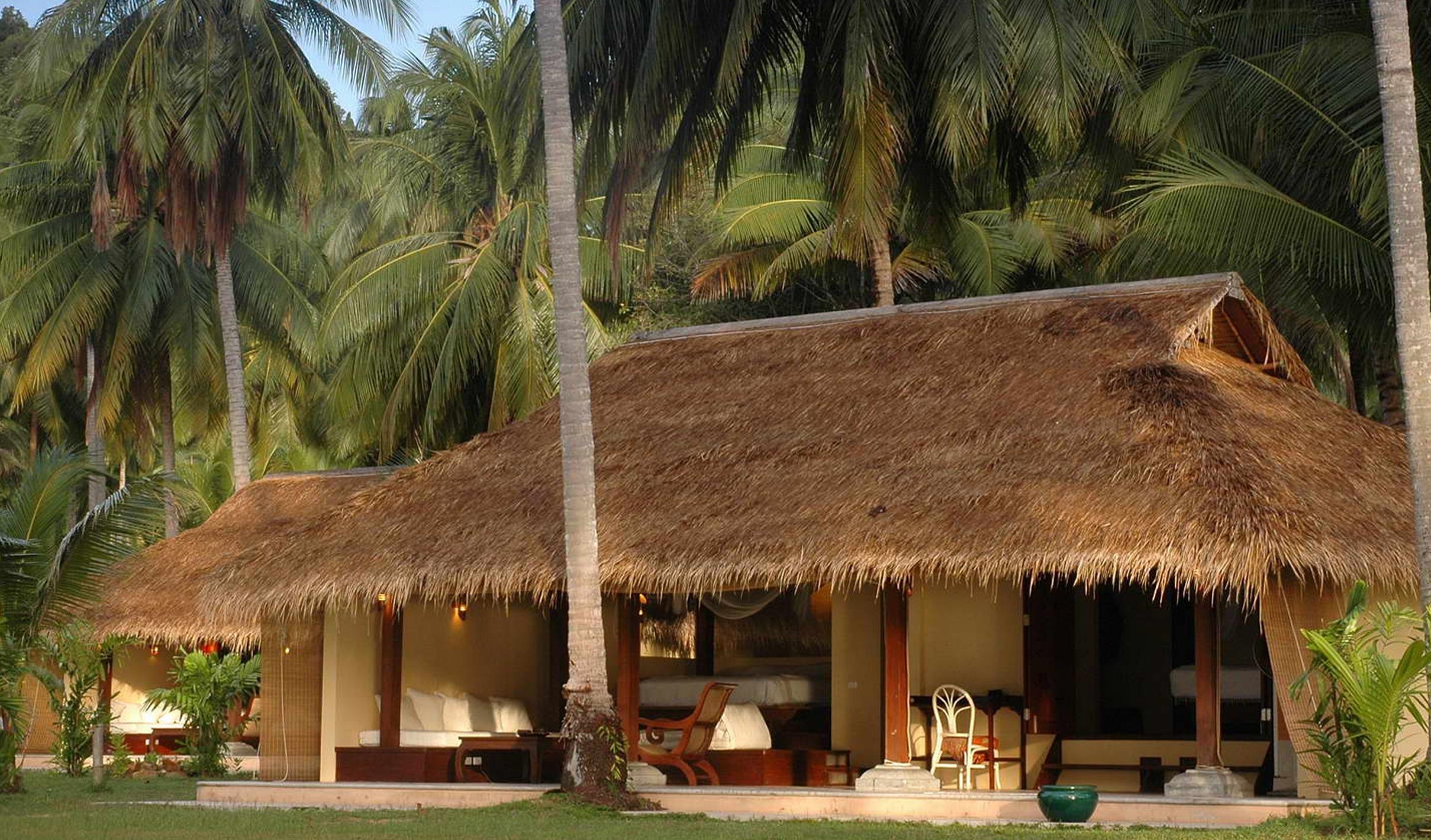 Family Beach Villa-1